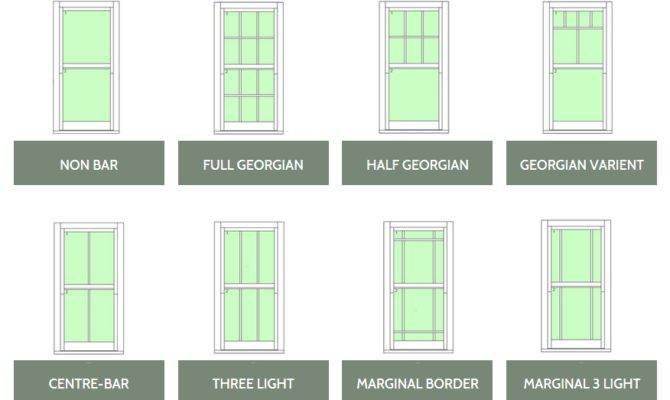 Different Designs Sash Windows Adorable Home
