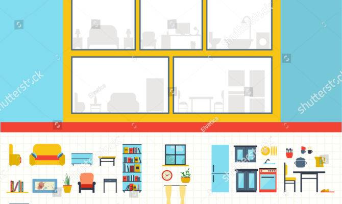 Different Rooms House Web Value