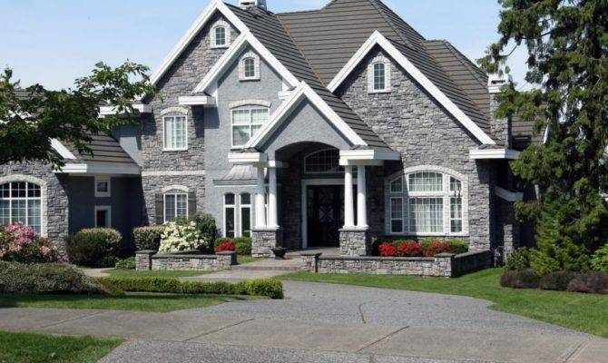 Different Types House Siding Examples