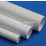 Different Types Pipes Clear Hard Plastic Wire