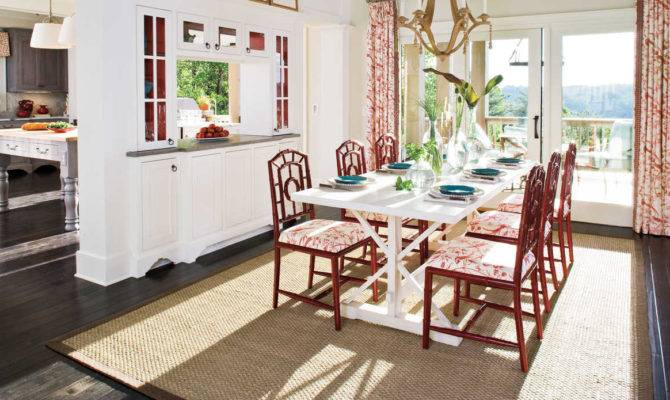 Dining Room Decorating Ideas Place Setting Tips