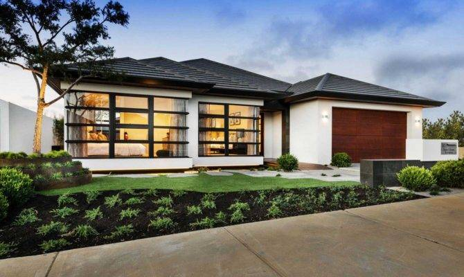 Dise Casas Una Planta Construye Hogar