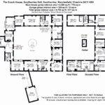 Displaying Ancient Roman Villa Floor Plan