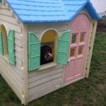 Displaying Big Kids Plastic Playhouse