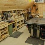 Displaying Garage Workshop Woodworking