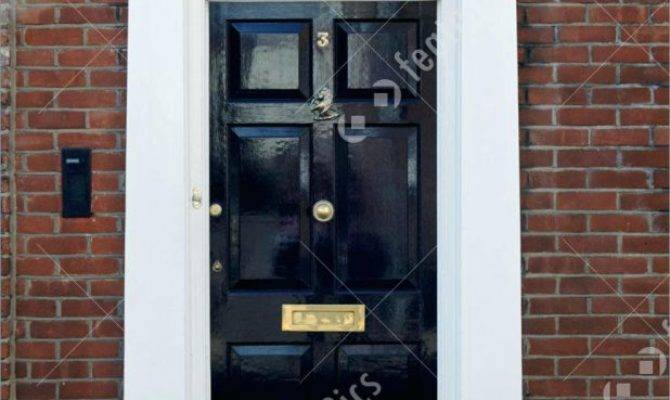 Distinguished Front House Doors Georgian Style Double