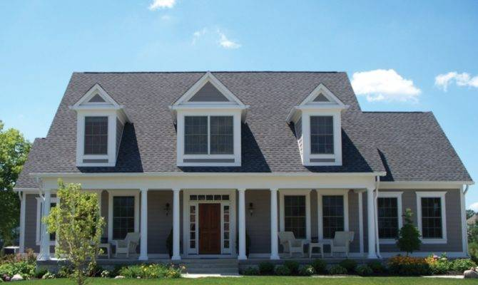 Distinguished Istock Colonial Cape Cod House