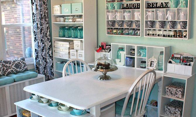 Diy Craft Room Ideas Projects Budget Decorator