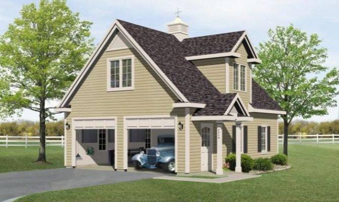 Diy Garage Plans Loft