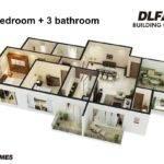 Dlf Gardencity Bhk Floor Plan Big