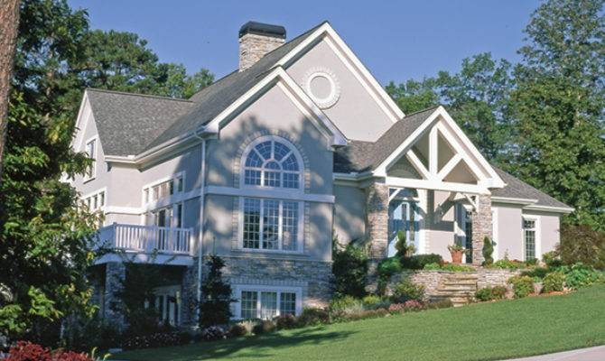 Doe Forest Tudor Style Home Plan House Plans