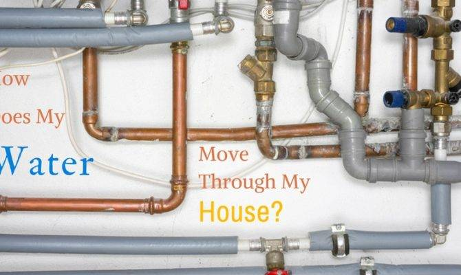 Does Water Move Through Your House Ben Franklin