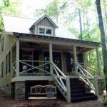 Dog Trot Plan Hatchet Creek Small Guest House Design