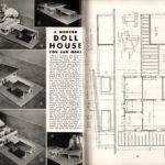 Doll House Building Plans Floor