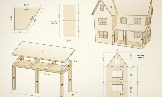 Dollhouse Plans Pdf