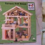 Dollhouse Plans Woodworking Wooden Plan Toys