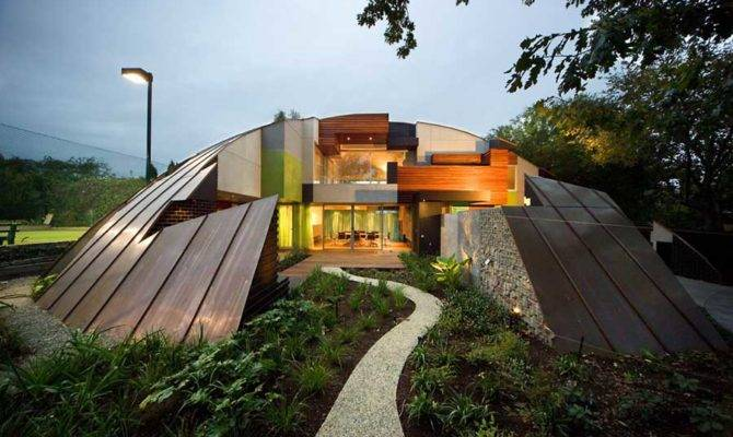 Dome House Hawthorn Home Melbourne Property Architect