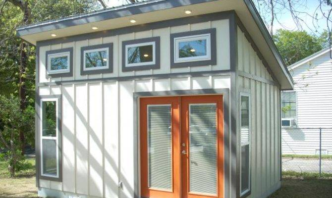 Donn Shed Roof Garage Plans