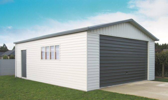 Double Garages Garage Building Plans Versatile Homes Buildings