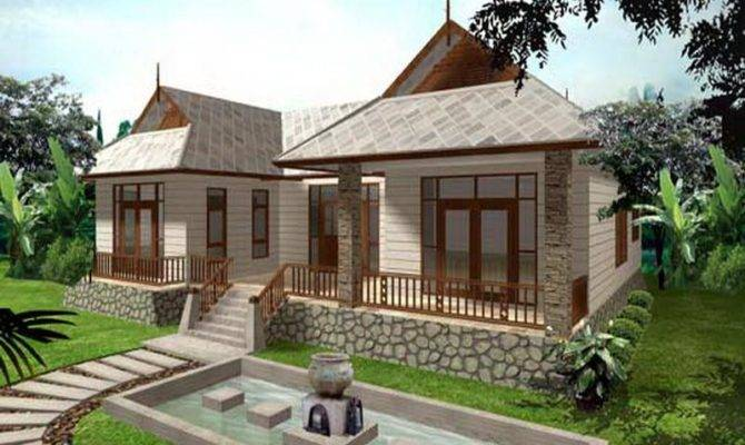 Double Modern Single Story House Plans Your Dream Home