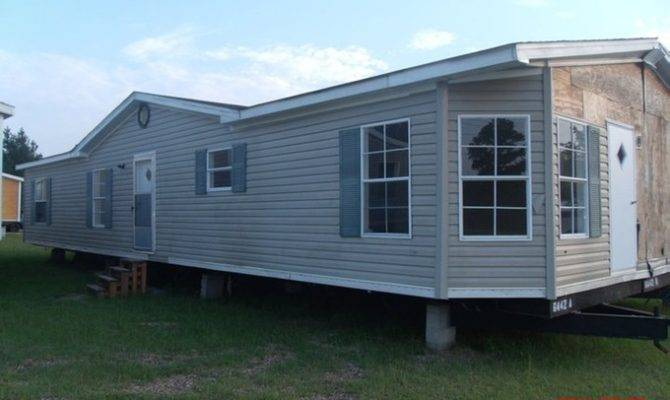 Double Single Wide Manufactured Homes Sale Wawaka