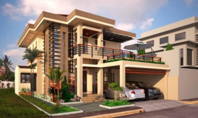 Double Storey Architectural Designs