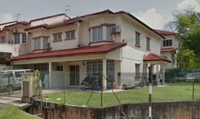 Double Storey Corner Lot House Taman Ria Kajang