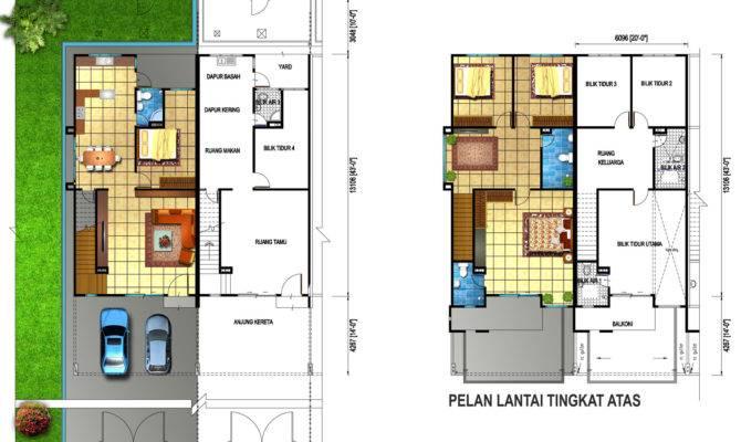 Double Storey Floor Plan Jpeg