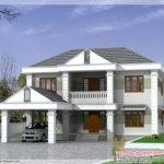 Double Storey Home Design Indian House Plans