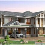 Double Storey House Kerala Home Design Floor Plans