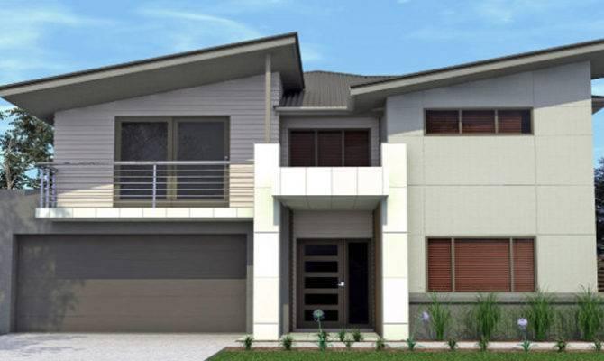 Double Storey House Plan Groundfloor