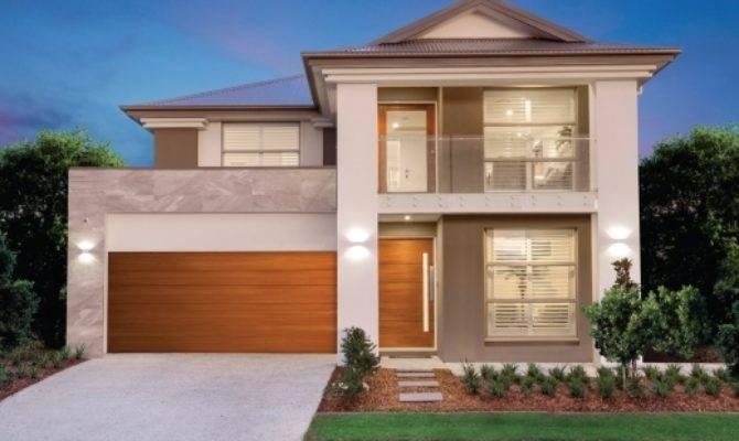 Double Storey House Plan Ideas
