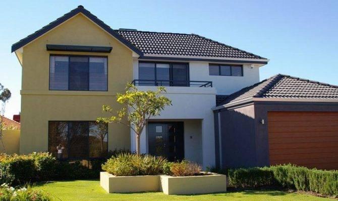 Double Storey House Plans Australia Two Home Bedroom