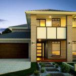Double Storey House Plans Home Designs Custom Design