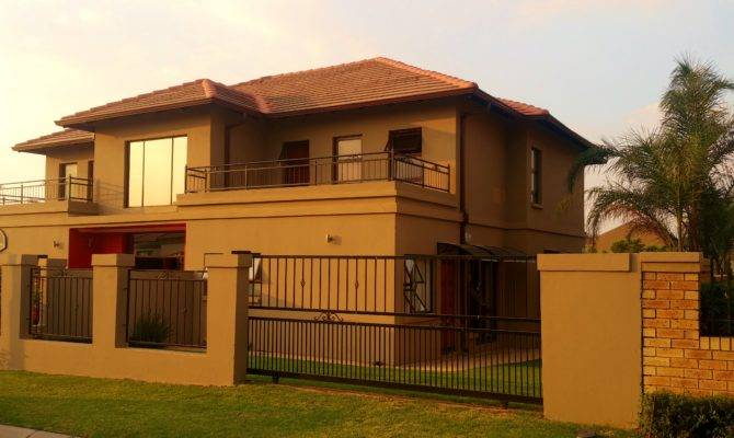 Double Storey House Plans South Africa Style