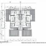 Double Storey Semi Detached House Kuching Sale Floor Plan
