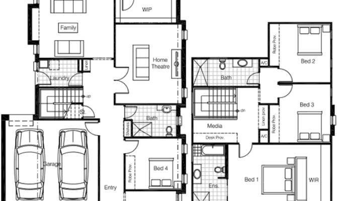 Double Story House Plans Escortsea