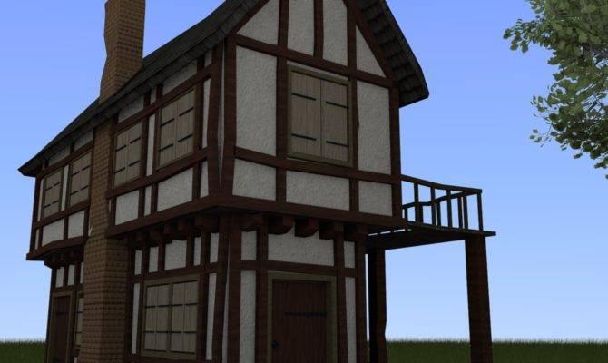 Double Story Tudor House Jet Deviantart