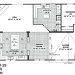 Double Wide Mobile Home Floor Plans Bedroommobilehomefloor