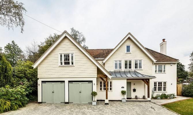 Dramatic External Makeovers Homebuilding Renovating