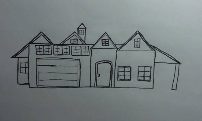 Draw House Youtube