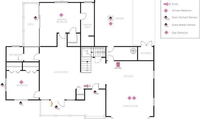 Draw Own House Plans Smalltowndjs