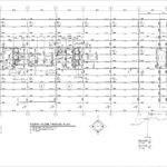 Drawings Fourth Floor Framing Plan