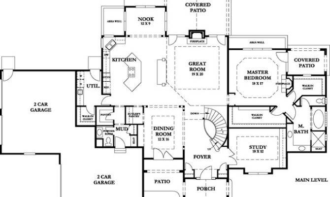 Dream His Her Bathroom Floor Plans Home