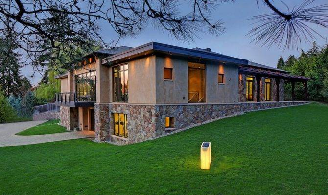 Dream Home Beautiful House Washington