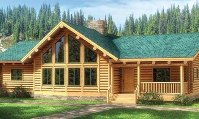 Dream Home Log Cabin Water Tight Materials