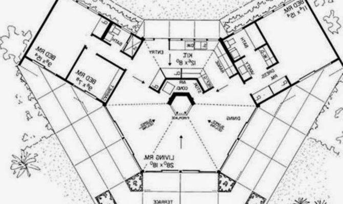 Dream House Bio Octagon Earth Ship Style Plans