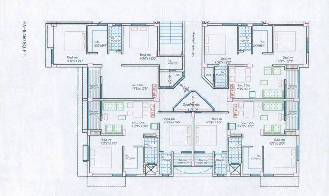 Dream House Floor Plans Others