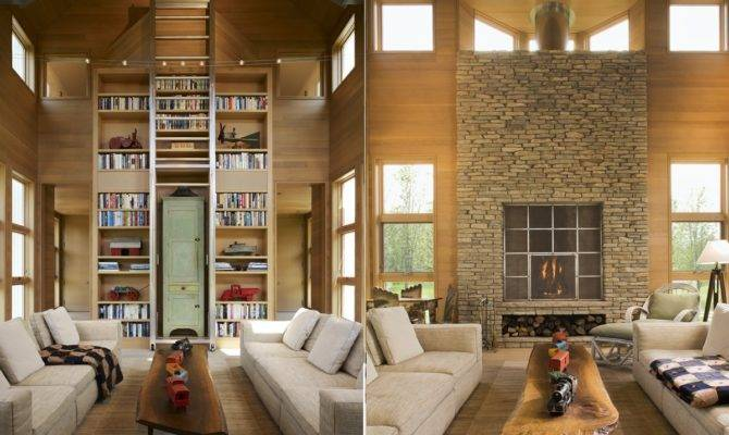 Dream House Warm Practical Interactive Interior