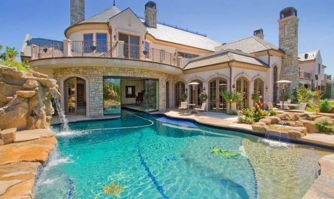 Dream Houses Pool Would Definitely Live